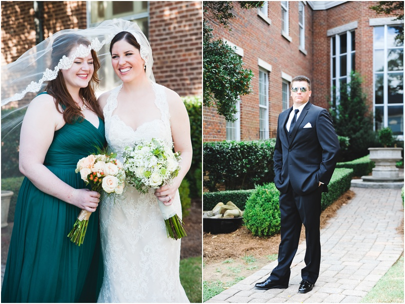Marietta square wedding
