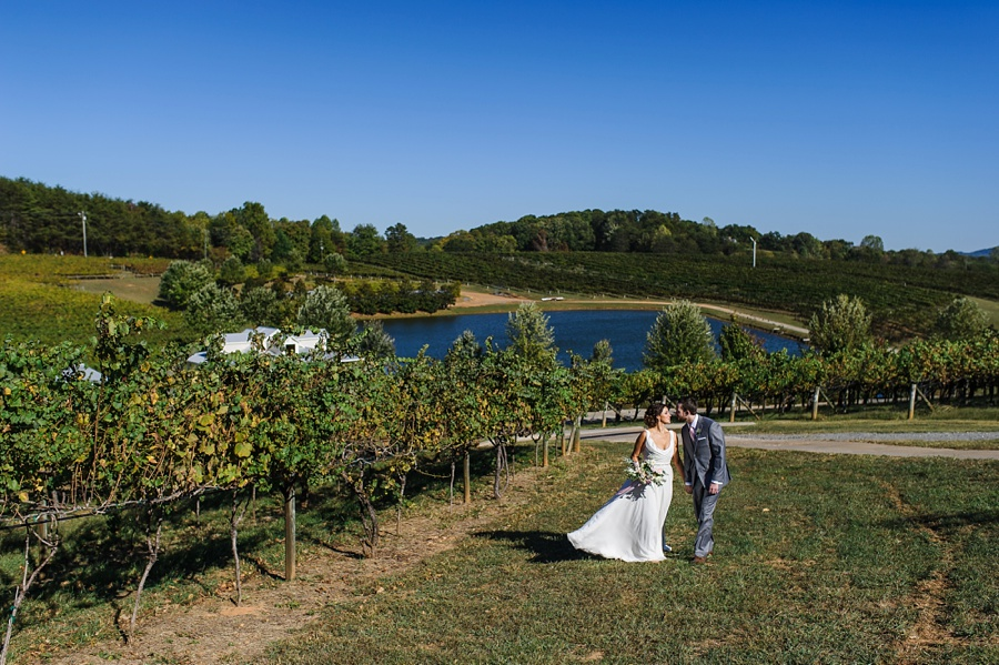 north georgia winery wedding