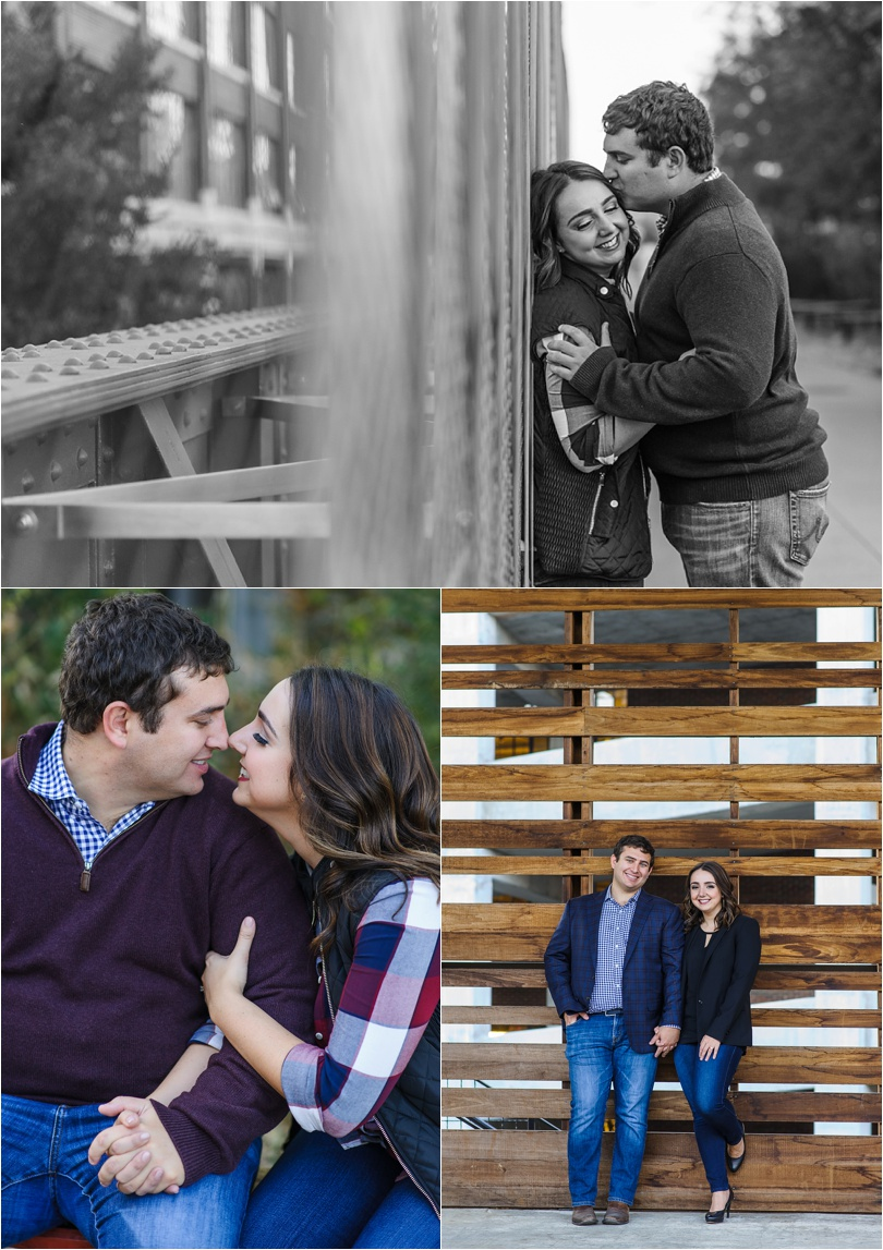 Atlant beltline engagement session