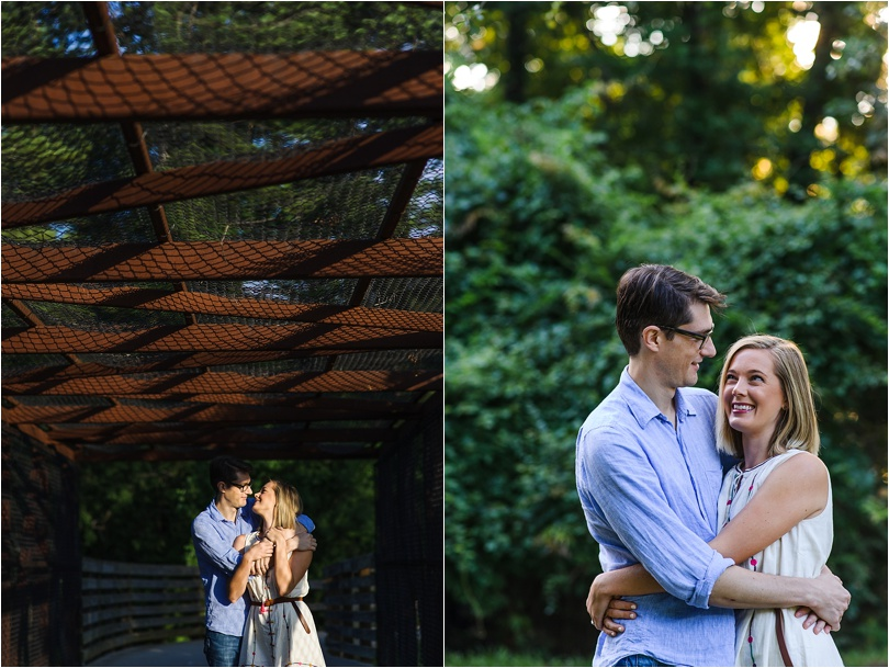 mason mills engagement pictures